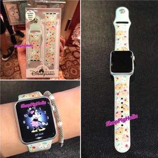 香港迪士尼Duffy & Friends Apple Watch 錶帶