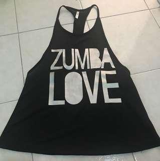 Zumba Tank Top