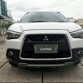 Mitsubishi outlander Px limited 2.0T 2014 putih