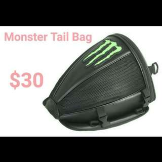 Monster Tail Bag