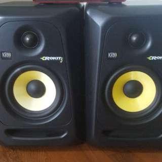 Rockit 5 Speaker Monitor (Krk System)
