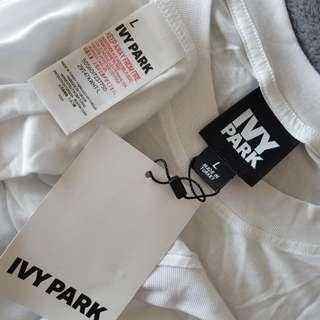 BNWT IVY PARK SHIRT