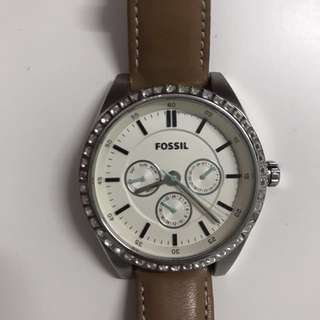 Fossil Women Watch with Tin case