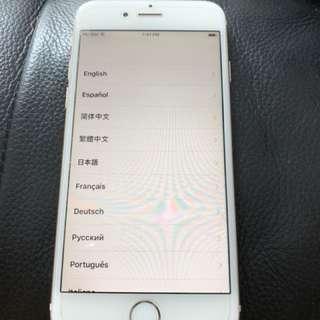 I Phone 6 Gold 64g