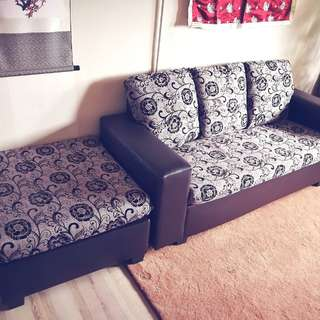 Sofa set 3 seater with sofa settee