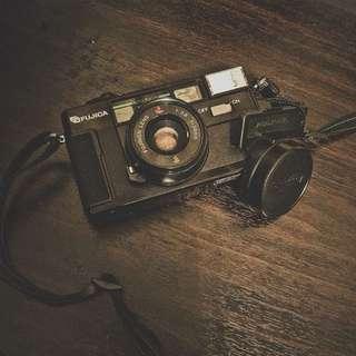菲林相機 - Fujica Auto 7QD