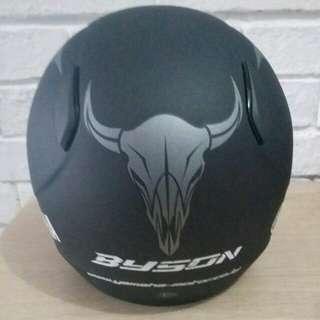 Yamaha Byson Helmet Original - Matte Black
