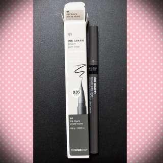 (Free Normal Postage) The Face Shop Ink Graffi Pen Liner
