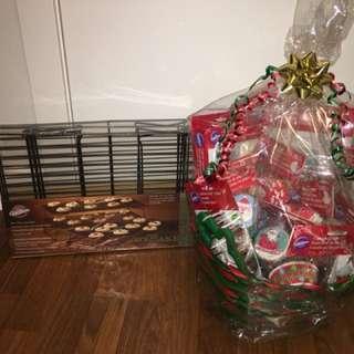 Christmas Basket - Baking Goods