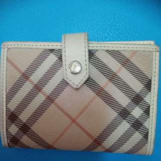 BURBERRY BLUE LABEL CARD HOLDER
