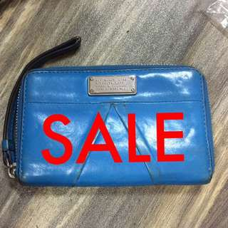 Authentic Marc By Marc Jacobs Zippy Wallet