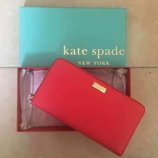 Kate Spade wallet 钱包