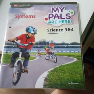 My Pals Are Here Science (Systems) 3 & 4