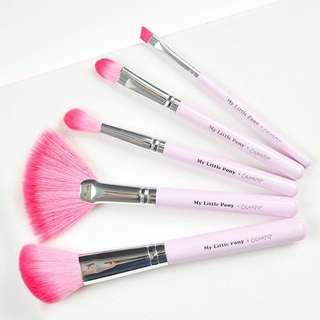 BN Authentic Colourpop My Little Pony Brush Set