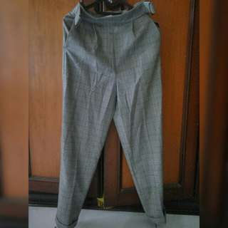 Reprice Hnm Pant Ori New With Tag 34