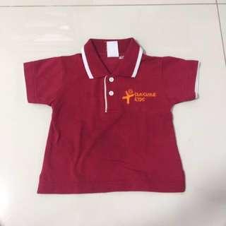 Sunshine kids care centre uniform