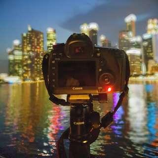 Camera Rentals (Per Day)