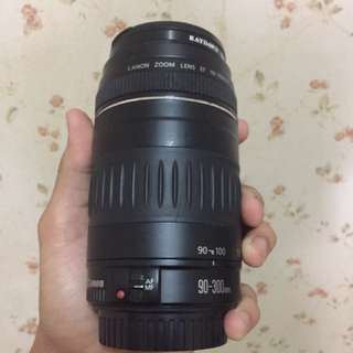 Canon Zoom Lens EF 90-300mm (Japan Edition)