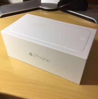 iphone 6 16g 銀色(香港行貨)