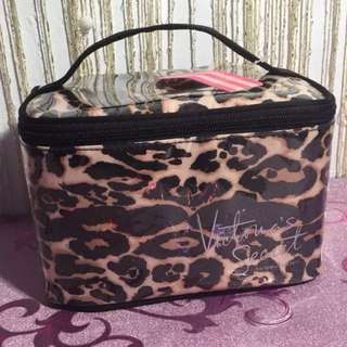 (Ready Stock)Original Victoria's Secret makeup Pouch cosmetic bag