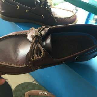 Sperry Cokelat Uk.40