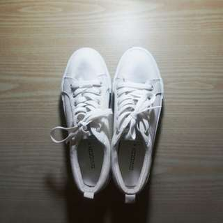H&M HnM White Sneakers