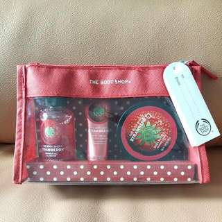 The Body Shop Gift Set
