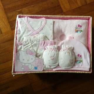 新生嬰兒礼盒 Hello Kitty