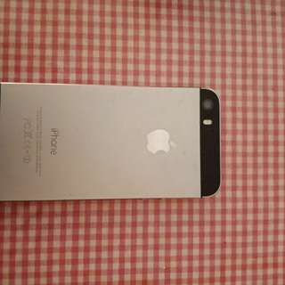 Iphone 5s gold 32Gb (Nego tipis)