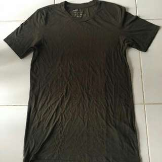 Basic tee Bershka Original