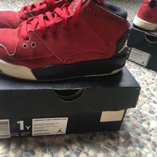 Jordan Flight Size 1Y