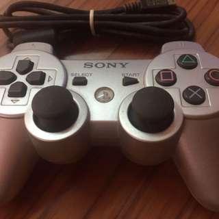 Sony PS3 原裝手制(銀色)
