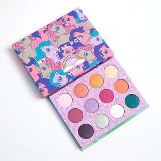 #1212yes [INSTOCK x1] My Little Pony x Colourpop Pressed Powder Eyeshadow Palette