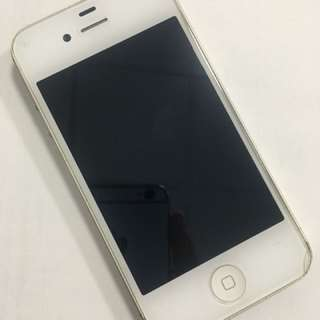 iPhone 4s White in Very Good Working Condition