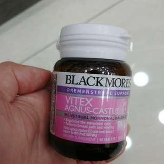 Blackmores 聖潔莓Vitex Agnus-Castus