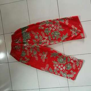 3/4  Pant For Girl