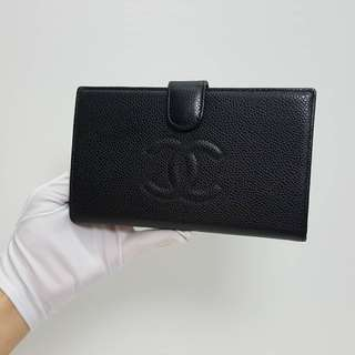 Authentic Chanel Timeless Wallet
