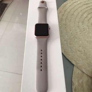 Apple Watch Rose Gold series 2