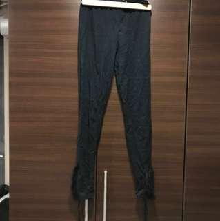 全新日本質感超美內搭褲XS/S/M