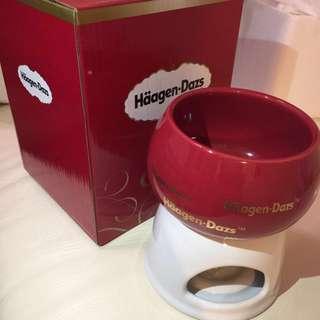 Haagen-Dazs Chocolate Or Cheese Melter 朱古力芝士火鍋啱晒嚟緊涼浸浸嘅天氣👍🏻