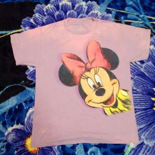 Minney Mouse Tee
