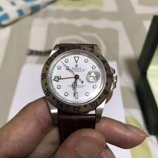 Rolex explorer 2 polar 16570