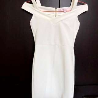 [Discount] Miss Selfridge Xmas White Dress