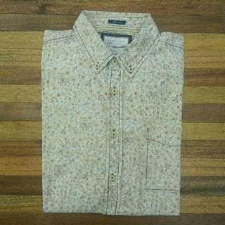 Kemeja RENOMA Floral Shirt Lengan Panjang