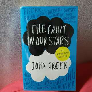 English Novel - THE FAULT IN OUR STARS