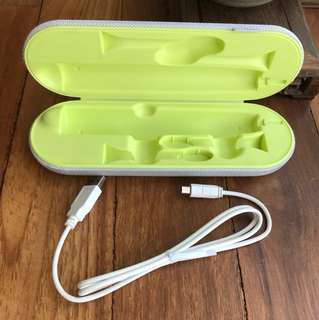 Sonicare travel charger