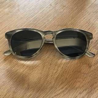 Han Kjobenhavn sunglasses handmade in danish