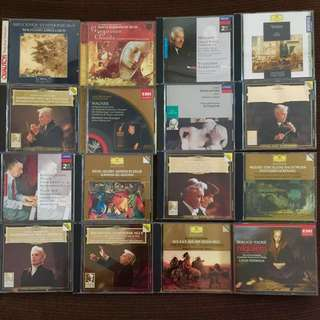 Audiophile classics orchestra CD