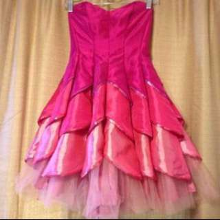 BRAND NEW Betsey Johnson Tulle Dress in Size 6