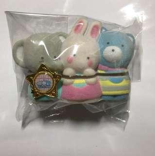 Sanrio 2016 Cheery Chums 毛絨介子 Set